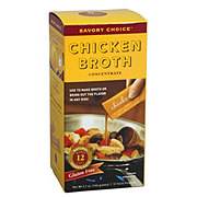 Savory Choice Chicken Broth Concentrate