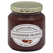 Scandinavian Delights Elki Raspberry Rhubarb Spread