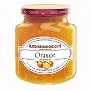 Scandinavian Delights Orange Fruit Spread
