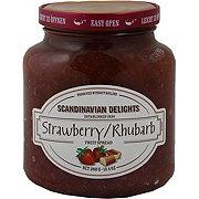 Scandinavian Delights Strawberry Rhubarb Spread