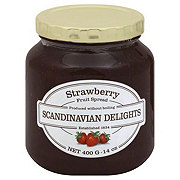 Scandinavian Delights Strawberry Spread
