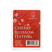 ScentSationals Cherry Blossom Festival Fragrance Wax Cubes