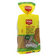 Schar Artisan Baker Gluten Free 10 Grain and Seeds Bread