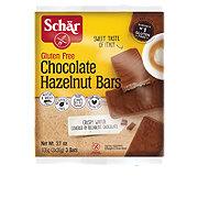 Schar Gluten Free Chocolate Hazelnut Bars