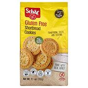 Schar Gluten Free Shortbread Cookies