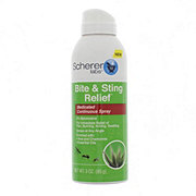 Scherer Labs Bite & Sting Relief Spray