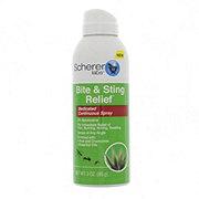 Scherer Labs Bite & Sting Relief Spray