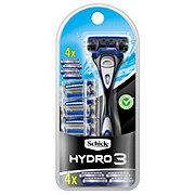 Schick Hydro 3 Razor Kit