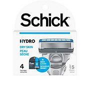 Schick Hydro 5 Hydrating Aloe and Vitamin E Cartridges