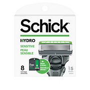 Schick Hydro 5 Sensitive Cartridges