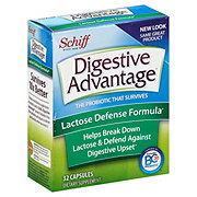 Schiff Digestive Advantage Lactose Defense Formula Capsules