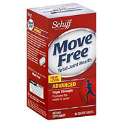 Schiff Move Free Total Joint Health Advanced Triple Strength Coated Tablets