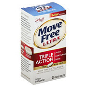 Schiff Move Free Ultra Joint Supplement with UC-II & Hyaluronic Acid Coated Tablets