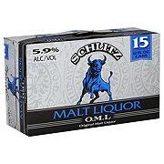 Schlitz Malt Liquor 15 PK Cans