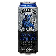 Schlitz Malt Liquor Can