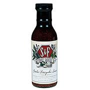Schlotterbeck & Foss Garlic Teriyaki Sauce