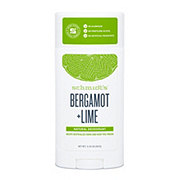 Schmidts Deodorant Bergamot And Lime