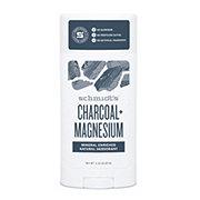 Schmidts Deodorant Charcoal Magnesium