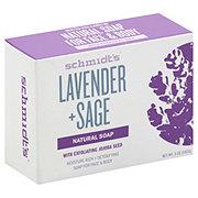 Schmidts Soap Bar Lavender And Sage