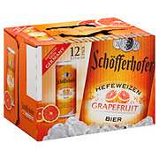 Schofferhofer Grapefruit Hefeweizen Beer 11 oz Cans