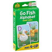 School Zone Go Fish Game Cards