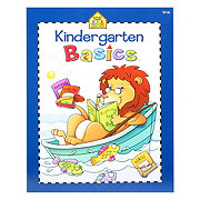 School Zone Kindergarten Basics Workbook