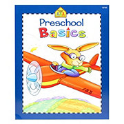 School Zone Preschool Basics Book