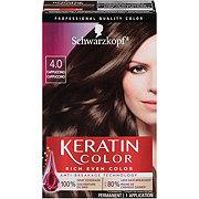 Schwarzkopf Keratin Color 4.0 Capuccino Anti Age Hair Color