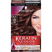 Schwarzkopf Keratin Color 6.5 Light Golden Brown