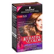 Schwarzkopf Keratin Color Cashmere Brown 5.5