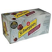Schweppes Black Cherry Sparkling Water