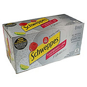 Schweppes Raspberry Lime Sparkling Water