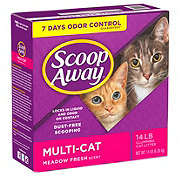 Scoop Away Multi-Cat Formula Clumping Cat Litter
