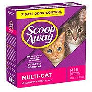 Scoop Away Multi-Cat Scented Clumping Cat Litter