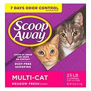 Scoop Away Scented Multi-Cat Litter