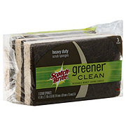 Scotch-Brite Greener Cleaner Heavy Duty Scrub Sponge