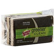 Scotch-Brite Greener Cleaner Heavy Duty Scrub Sponge