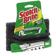 Scotch-Brite Heavy Duty Handle Grill Scrubber