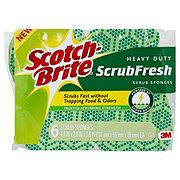 Scotch-Brite Heavy Duty Scrub Dots Sponge