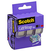 Scotch Gift Wrap Tape 3.4x300 in