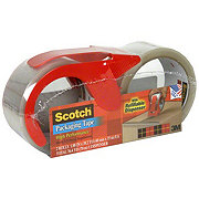 Scotch High Performance Packaging Tape With Refillable Dispenser