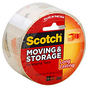 Scotch Long Lasting Moving & Storage Packaging Tape