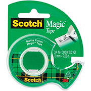Scotch Magic Tape .75x300 in
