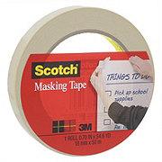 Scotch Masking Tape .75 in