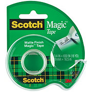 Scotch Matte Finish Magic Tape