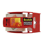 Scotch Moving & Storage Tape with Refillable Dispenser