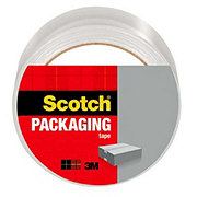 Scotch Premium Performance Packaging Tape, 1.88 inx54.6 yds