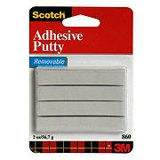 Scotch Removable Adhesive Putty, 2 oz