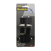 Scotch Secure 36' Black Strap With Buckle