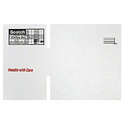 Scotch White Mailing Box